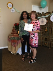 Certified Ayurvedic Instructor with Dr. Shiela Patel